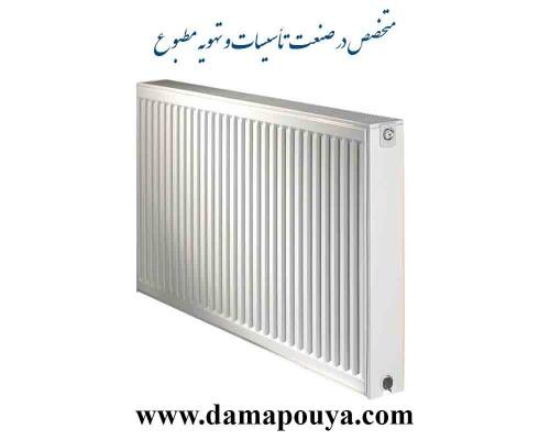 رادیاتور پانلی 80 سانت ایران رادیاتور