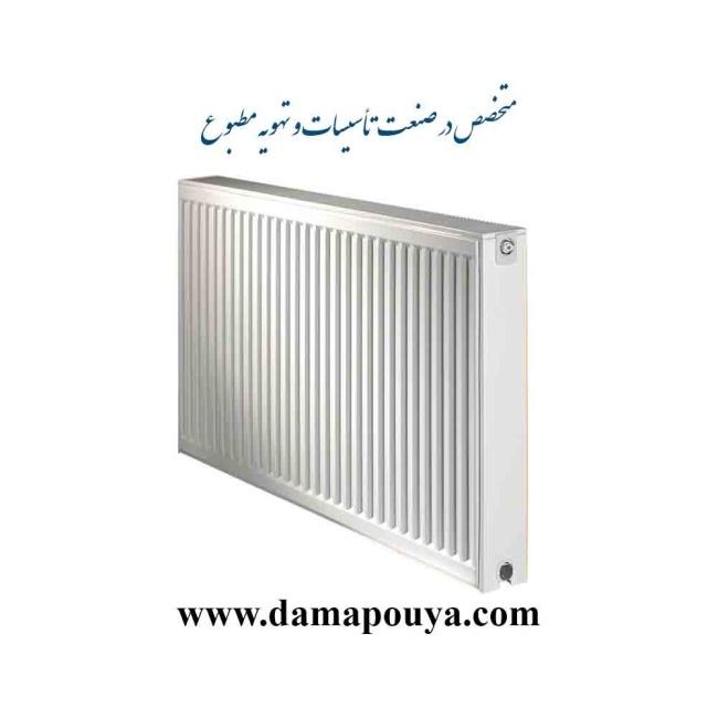 رادیاتور پانلی 100 سانت ایران رادیاتور
