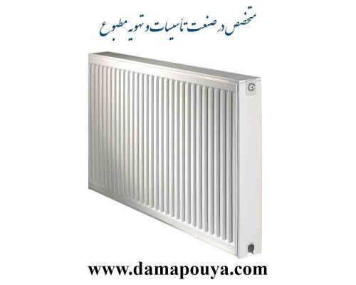 رادیاتور پانلی 140 سانت ایران رادیاتور