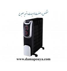 رادیاتور برقی میدیا 13 پره مدل NY2311-13AL