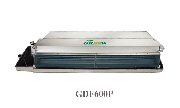 فن کویل سقفی توکار 600 گرین