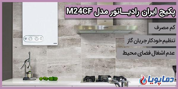 پکیج دیواری مدل M28FF