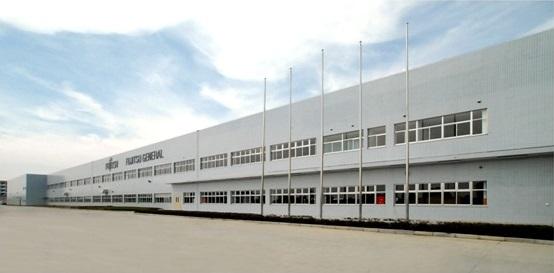 کارخانه کولر گازی اجنرال