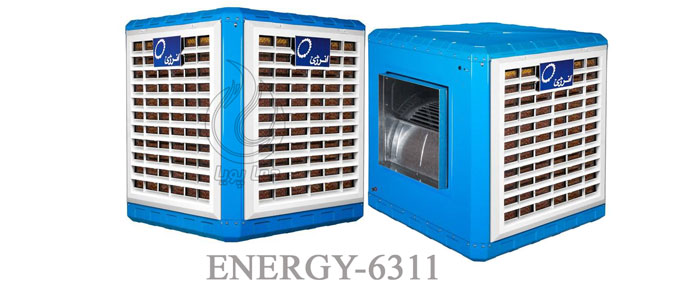 کولر آبی سلولزی انرژی 7500 پالا