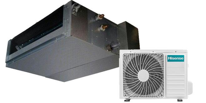 داکت اسپلیت هایسنس 24000