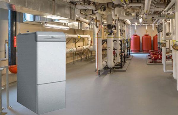 پکیج گرمایشی زمینی MI3 مدل PE4