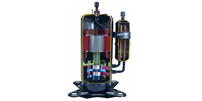 rotary-compressor