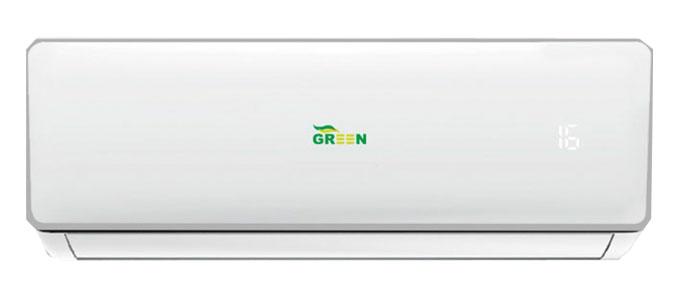 کولر گازی اینورتر گرین