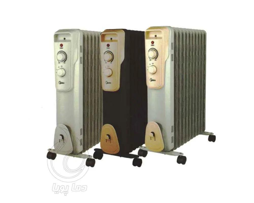رادیاتور برقی میدیا 11 پره
