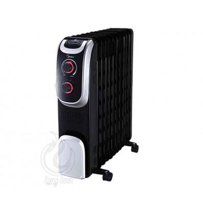 رادیاتور برقی 13 پره میدیا