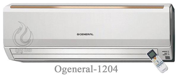 کولر گازی 24000 اجنرال اینورتر